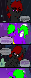 Broken Down Page 144: 'Salt and Pepper' by StormClawPonyRises