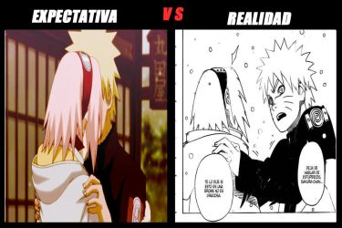 Expectativa Vs Realidad Anti Narusaku by AiKawaiiChan