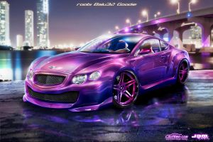 WTB'11 Bentley Continental GT by roobi