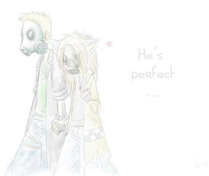 He's Perfect by nocturnalMoTH
