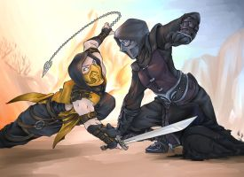Requested from Scorpion-MKX -MortalCombat by PnBear