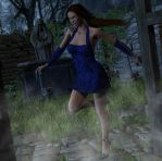Angel of Mists by DiannaSilver
