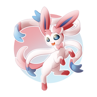Sylveon by SymbianL