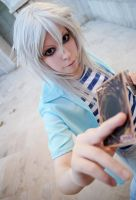 YGO: Bakura cos by Rociell