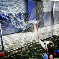 Bubbles by grammabeth