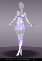 24H AUCTION - OUTFIT ADOPT 779 - closed - by CherrysDesigns