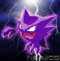 Haunter by NO-Nico