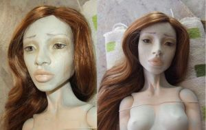 Ylisande - Rough Faceup by twigling