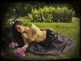 In the garden by mia77