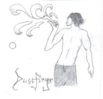My Dustfinger by dcXDrp973