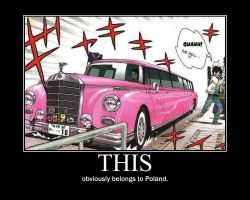 Dis belongs to Poland by Z0MGedELR1C