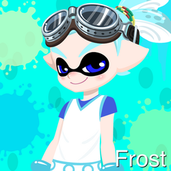 (OC) Frost by Elite-Octoling