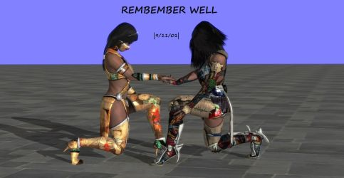Remember Well by Aireira  by Marshi-s-Cookies