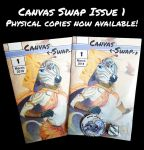 CSZ Issue 1 - Physical Copies for Sale! by Temrin