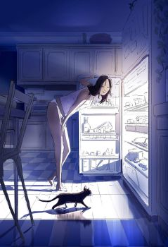 Midnight Snack? by PascalCampion