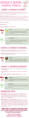 Request Making Guide by Pastel-Hime