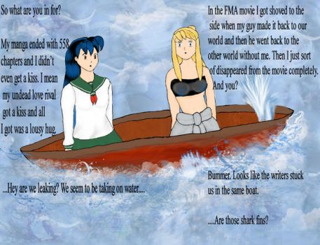 In The Same Boat - IY spoiler by notoes