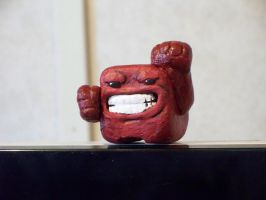 Finished Meat Boy by ZippingMeteor