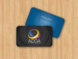 ADDA Business Card by XtrDesign
