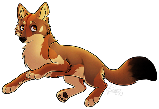 Old Commission by Ruaya