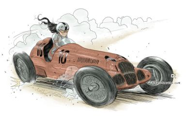 Race by raultrevino
