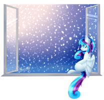 {G} Snowflake Wonder by Marzipan-Madness