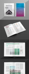 Multipurpose Indesign Template 8 by luuqas