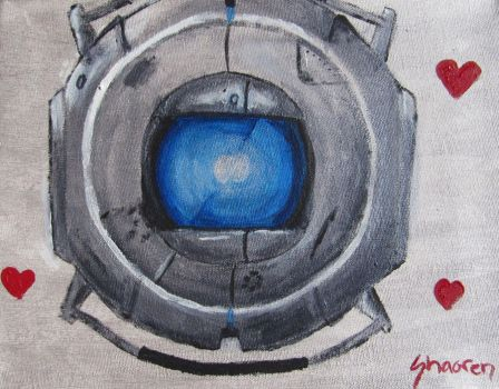 Wheatley by Shaorenchen