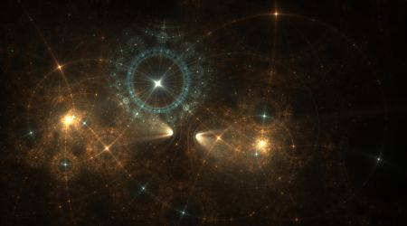 Constellation Of Time-stock by FractalAngel-Stock