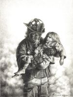 The Fireman by vanishingpoint