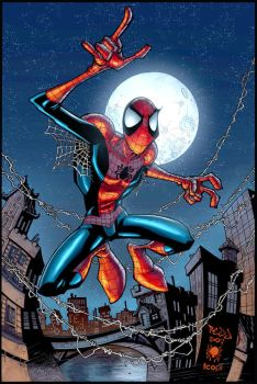 SPIDER-MAN :: FCO colours by Red-J