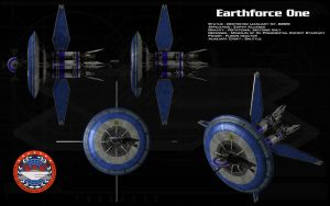 Earthforce One ortho by unusualsuspex