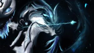 Kindred - League of Legends by aLi2k4