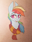 My Little Hogwarts: Daring, Nerve, and Chivalry by SparkleMongoose