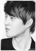 Suho - EXO-K by narcistep