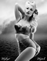 Daily Manip Challenge: #1  Marilyn Monroe Inspired by XHeather-AnnX