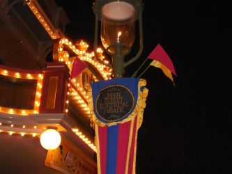 Main Street Electrical Parade Banner by FlowerPhantom