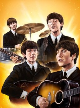 The Beatles update by VinRoc