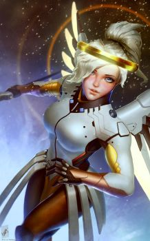 Mercy by TheMaestroNoob