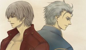 Dante and Vergil by key0000000