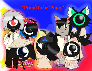 Proud to be Pinoy  by Mika-Haruka310