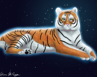 Star Tiger by dedicatedfollower467