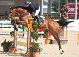 OESTM Jumping_95 by CalyHoney