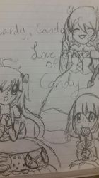 Stuff from math class :3 by AlalaBlue