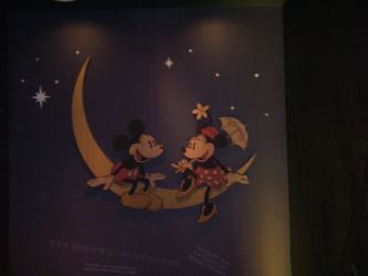 Mickey and Minnie at Disney Store NYC by Kabuki-Sohma