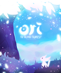 Ori and The Blind Forest - Fanart by Kloana-Chan