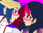 GalaxyWingShipping: Pocky by GalacticTachyon