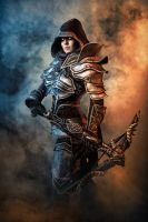 Demon Hunter by adenry