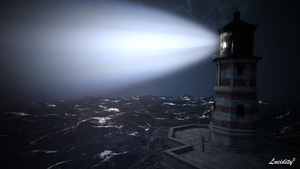 The Lighthouse by LucidityCubed