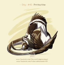 - Day #40: Protection by Loren-Farlow